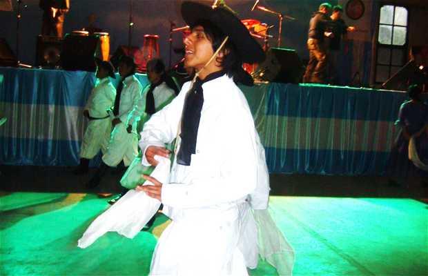Folk Festivity in Argentine Bicentennial in Rosario