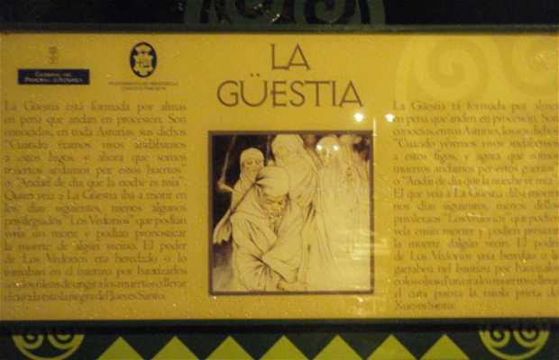 Area Temática de la Mitología Asturiana