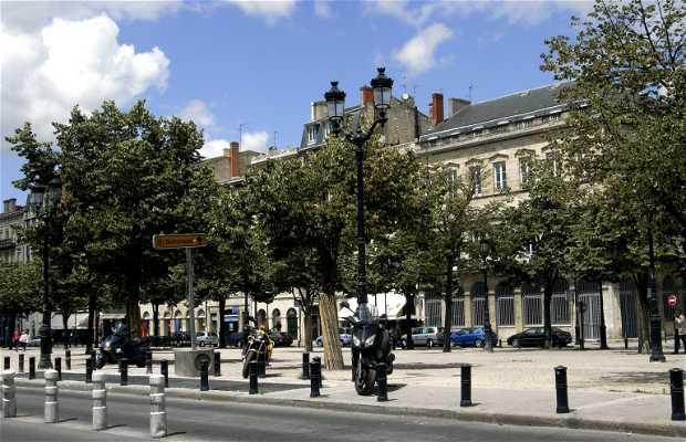 Callejones de Tourny