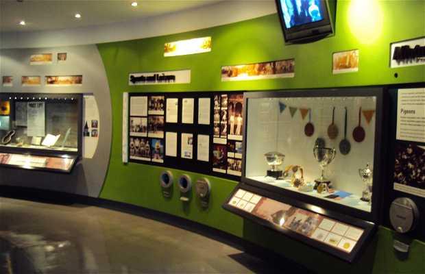 Museo Nacional de la Minería de Carbón