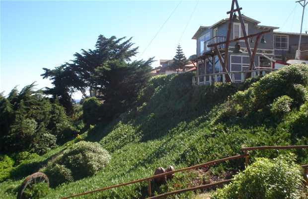 Casa de Isla Negra (Pablo Neruda's Home)