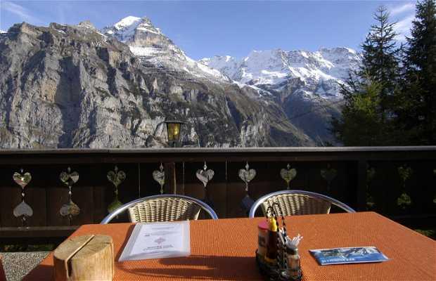 Restaurante Alpenruh
