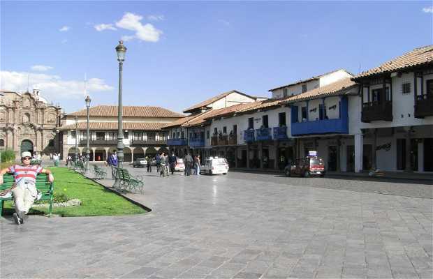 Praça de Armas (Huacaypata)