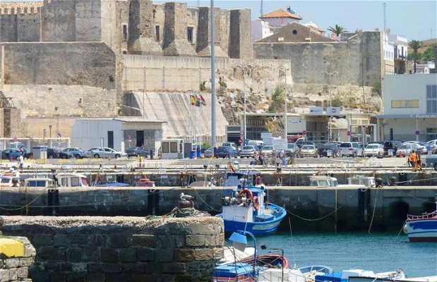 Port de pêcheurs de Tarifa