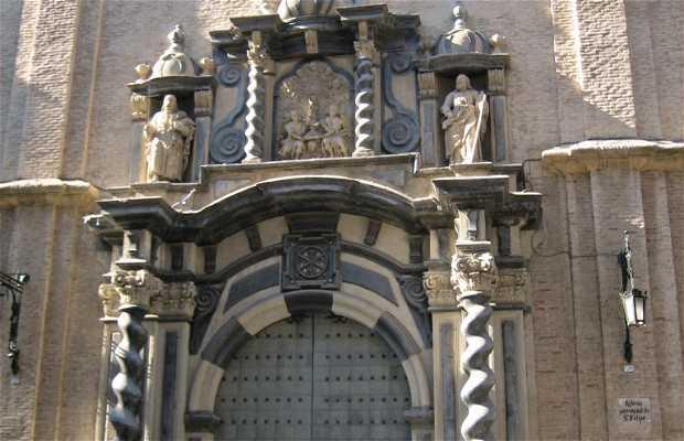 San Felipe and Santiago El Menor Church