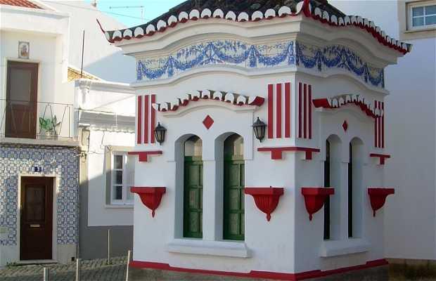 Porta da Praça de Armas
