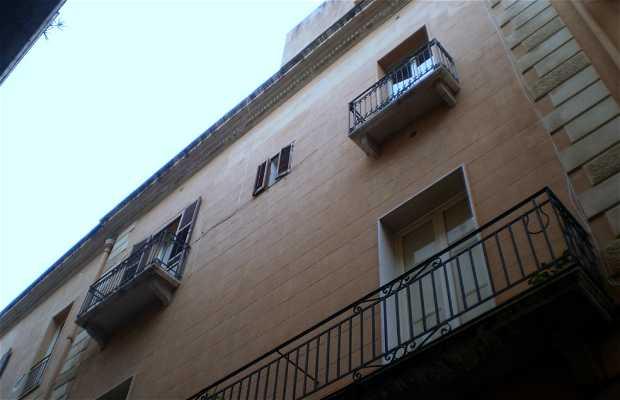 Palazzo Clavica