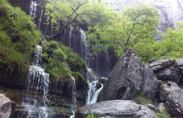 El cañón de Délica
