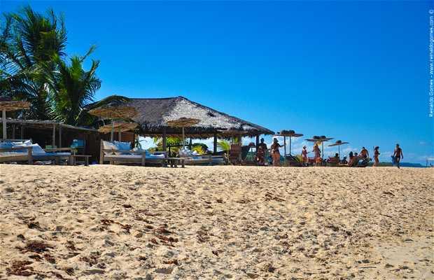 Uxua Praia Beach Bar