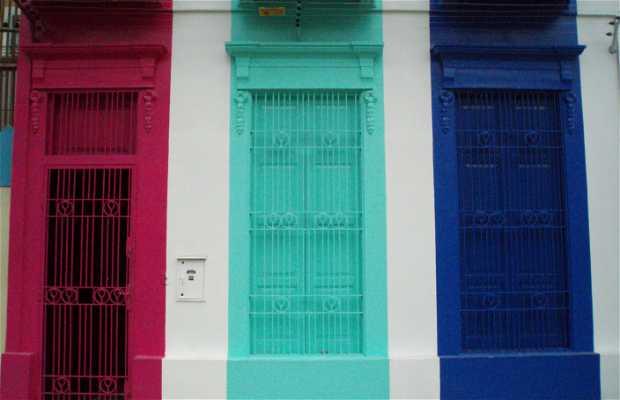 Rua Carabobo