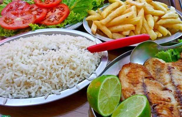 Restaurante e Lancheria São Pedro
