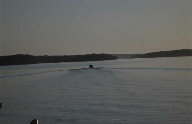Bairro das Pedrinhas Ilha Comprida