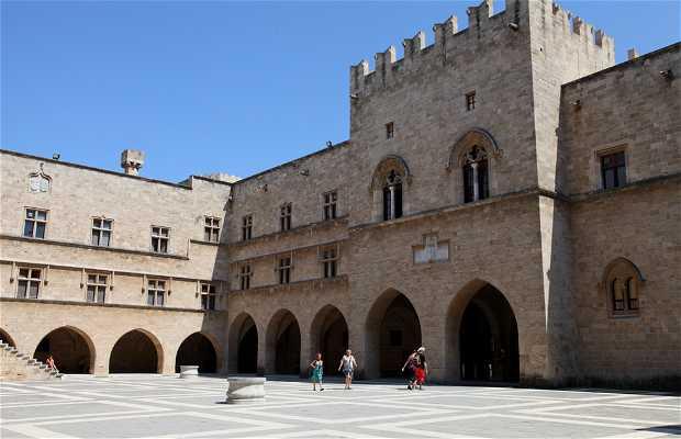 Grands Maîtres Palace