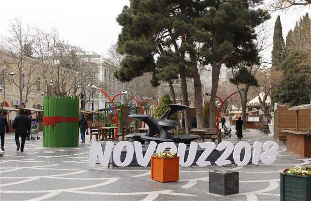 Plaza de las Fuentes