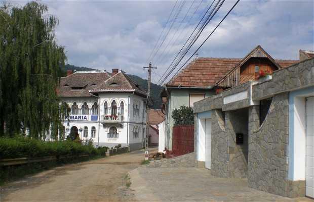 Town Hall of Saliste