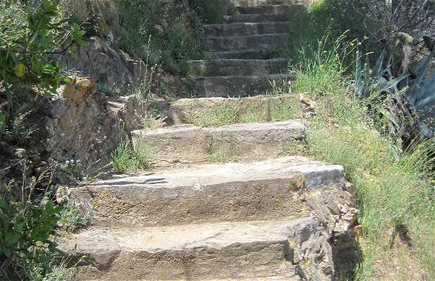 Ronda - San Sebastián Path