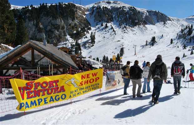 Ski Center Latemar
