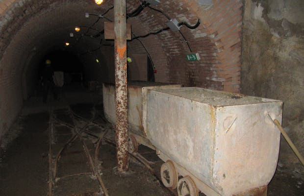 Grande miniera di Serbariu