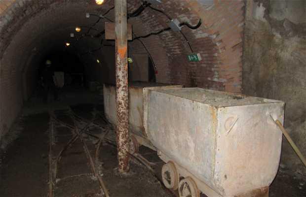 Mine de charbon de Serbariu