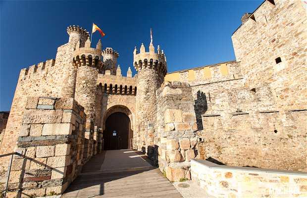 Castillo de Ponferrada - Castillo de los Templarios