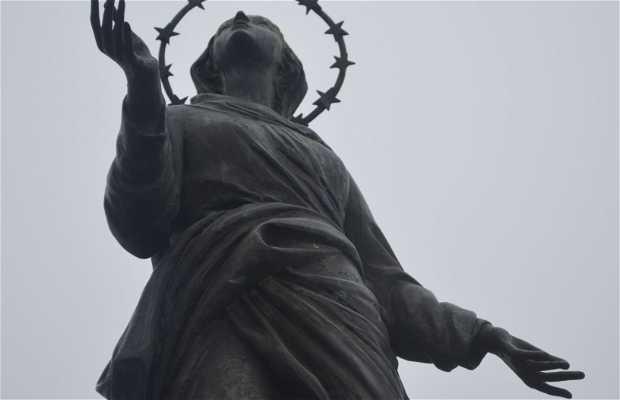 Monumento Madonnina Del Duomo
