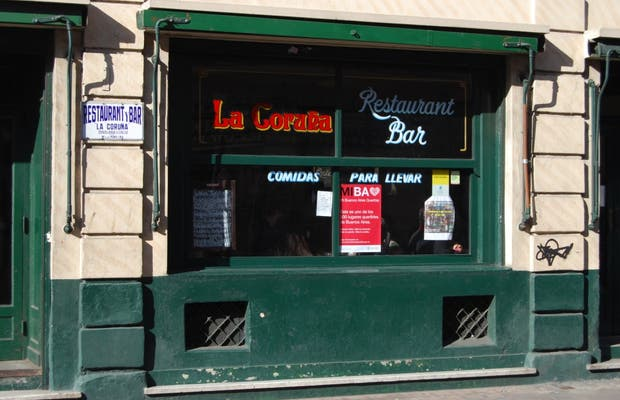 La Coruña (barrio de San Telmo) Restaurant