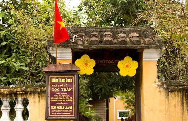 Tran Ancestor Worshipping House
