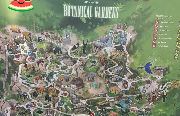 Los Angeles Zoo & Botanical Gardens in Los Angeles: 2 reviews and 1 ...