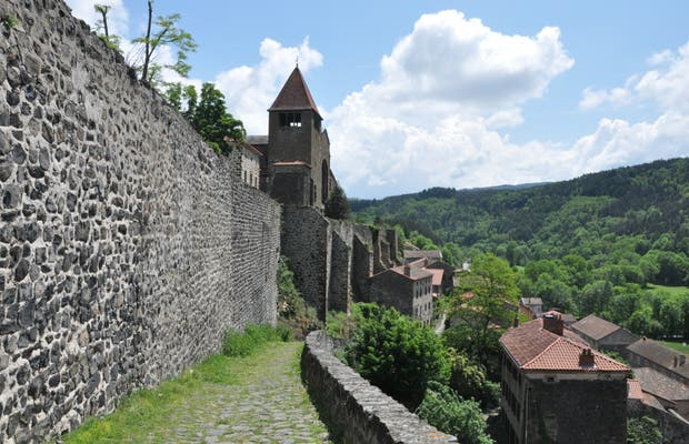 Abadia de Chanteuges