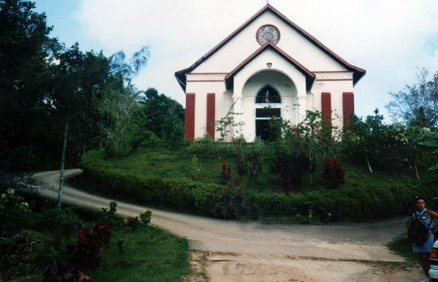 Churches in Mahé, Seychelles