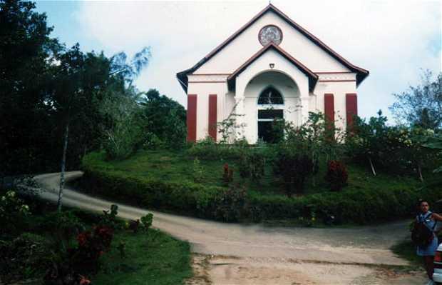 Eglises de Mahé, Seychelles