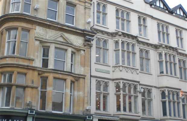 Rua St Giles