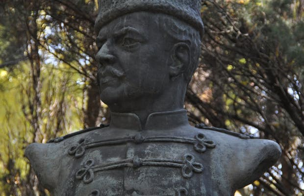 Busto de Khadji Dimitar