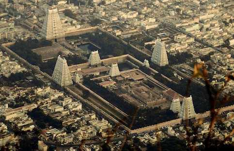 Templo de Tiruvannamalai