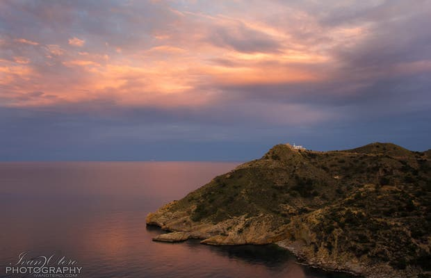 Acantilado del Faro del Albir
