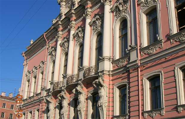 Palacio Belosselski-Belozerski