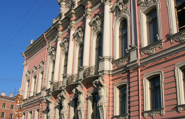 Palais Belosselski-Belozerski