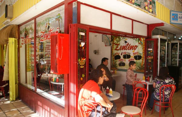 Bar Zenteno