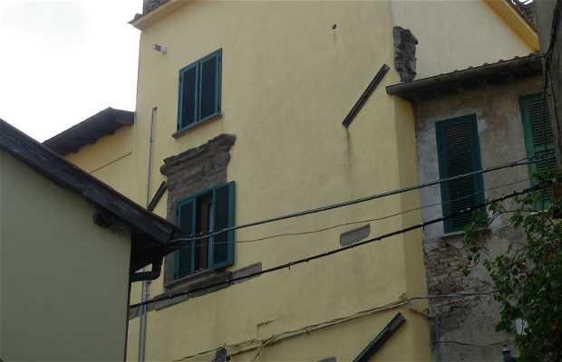 Palazzo di Via Stampiglia