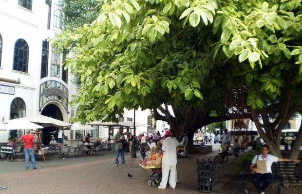 Parco Colón di Santo Domingo