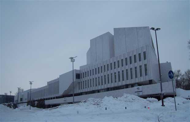 Palacio Finlandia