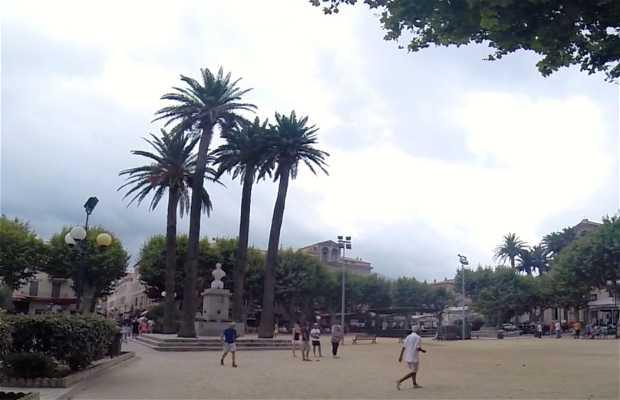 Plaza Pascal Paoli