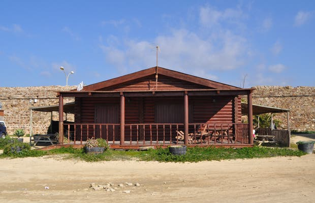 The Arenal beach bar