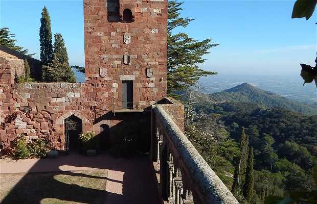 Visita guiada al Castillo de Escornalbou y Riudecañes