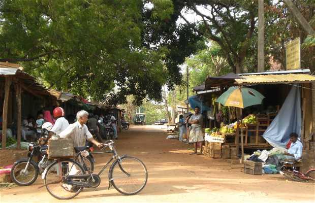 Mercado del hospital