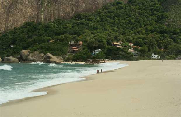 Playa de Itaipuaçu