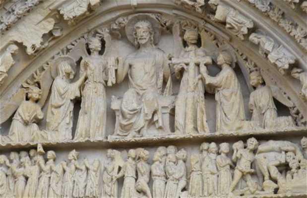 Chiesa di Notre Dame la Grande a Poitiers