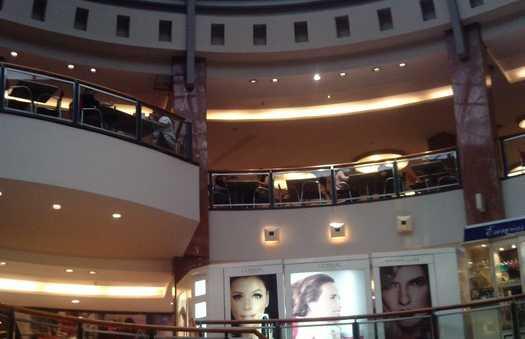 Centro comercial Patio Olmos
