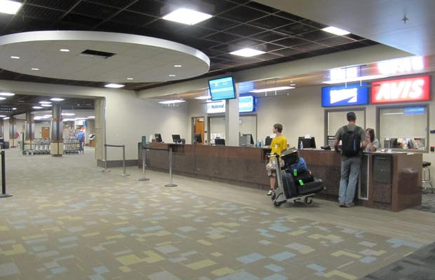 Aeropuerto de Rapid City