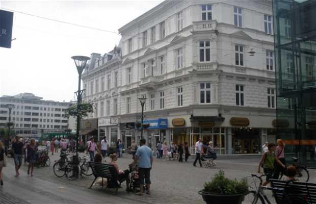 Sodergatan Street